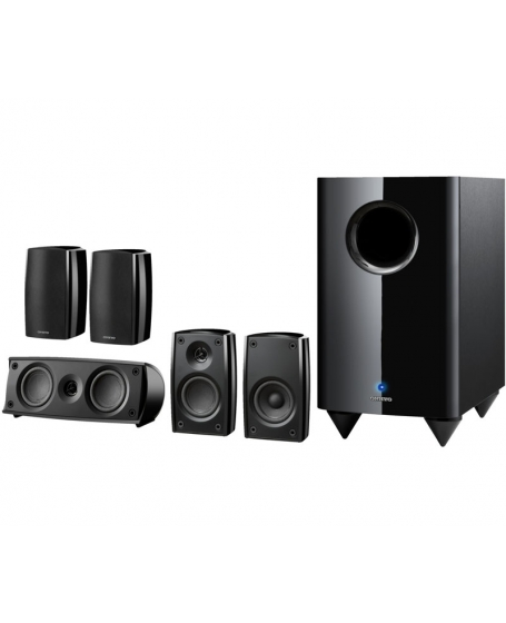 Denon AVR-X550BT + SKS-HT648 5.1Ch Home Theatre Package