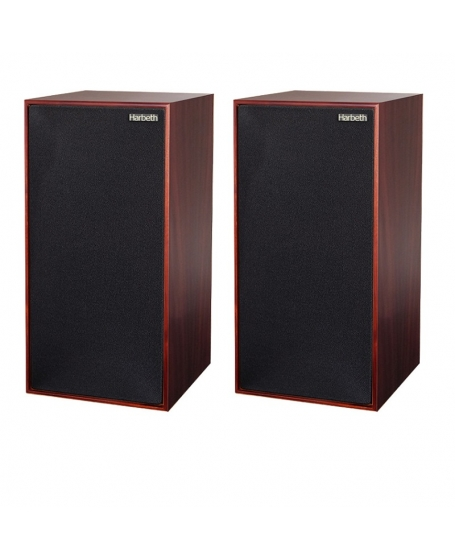 Harbeth Super HL5 Plus XD Bookshelf Speakers Handmade In England