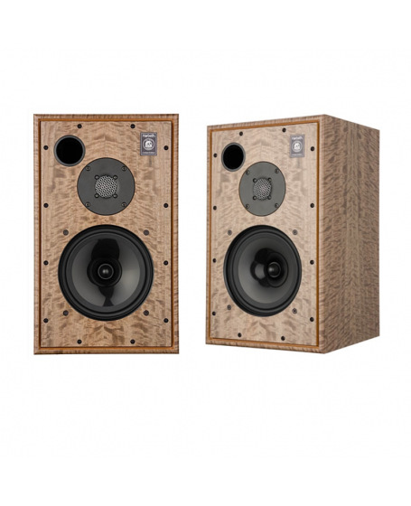 Harbeth Monitor 30.2 XD Bookshelf Speakers Handmade In England