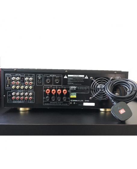 BIK BA-66 Karaoke Amplifier ( DU )