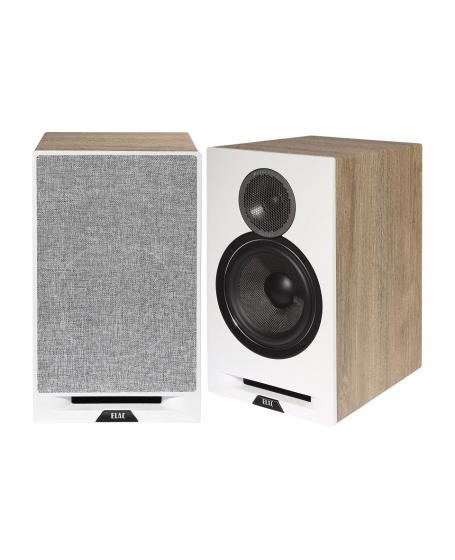 ELAC Debut Reference DBR62 Bookshelf Speaker (White)