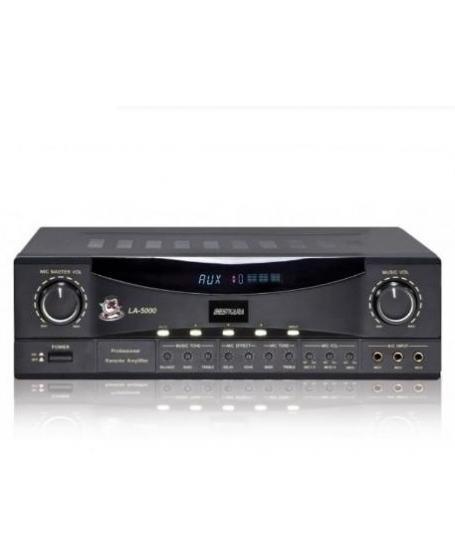 Bestkara LA-5000 Karaoke Amplifier (Opened Box New)