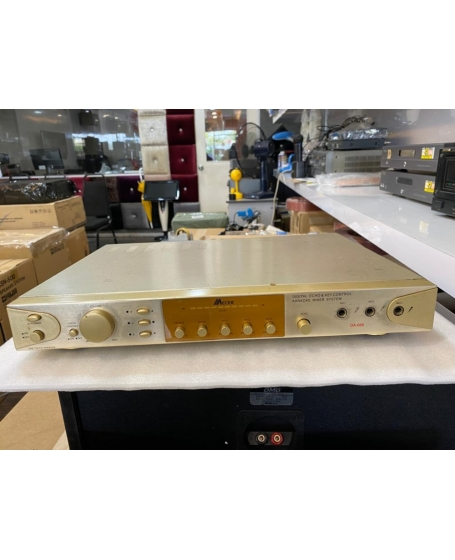 Mecer DA666 Karaoke Mixer ( PL )