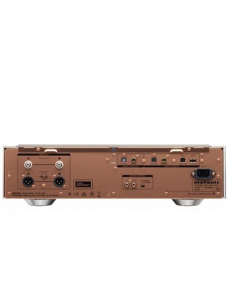 Marantz SA-10 SACD/CD Player with USB DAC and Digital Inputs Made in Japan (Gold)