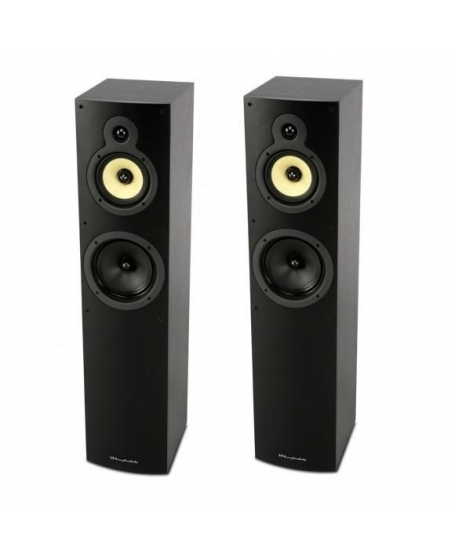 Wharfedale Crystal 4.3 Floorstanding Speaker (Opened Box New)
