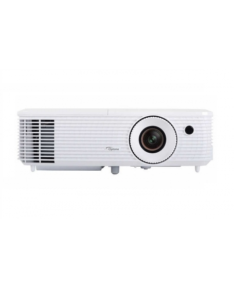 Optoma HD27 1080p 3D DLP Home Theater Projector‎