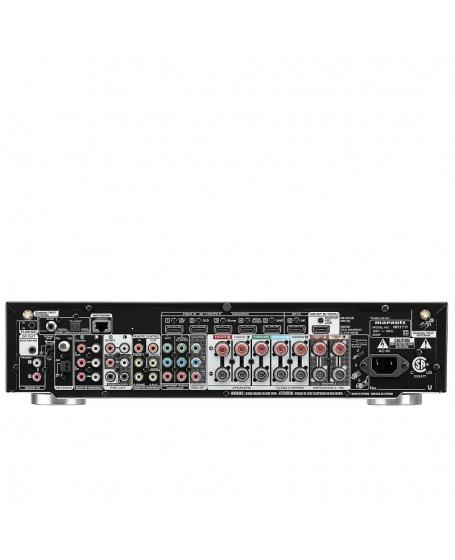 Marantz NR1711 7.2ch. 8K Atmos Network AV Receiver