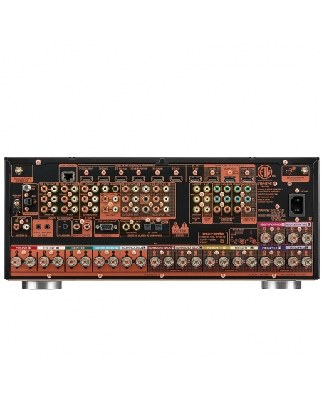 Marantz SR8015 11.2ch. 8K Atmos Network AV Receiver Made In Japan