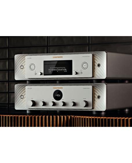Marantz MODEL 30 Amplifier + SACD 30n Network SACD Player