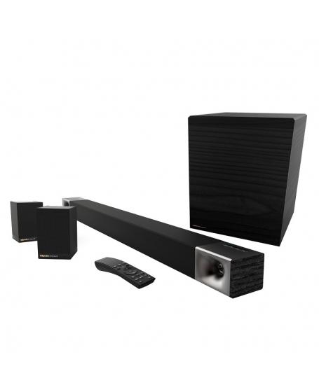 Klipsch Cinema 600 Sound Bar 5.1 Surround Sound System
