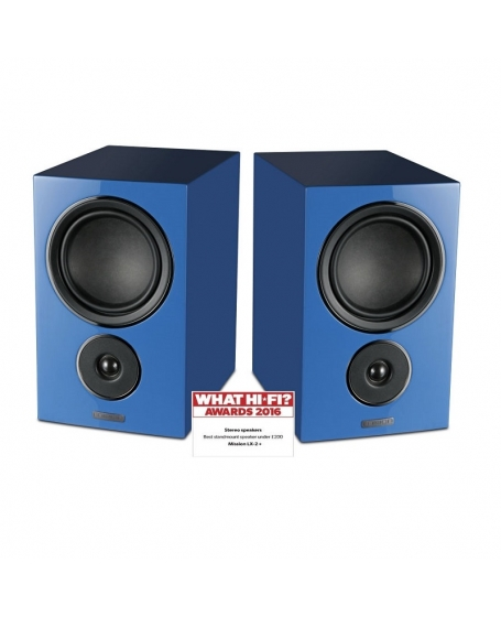 Mission LX2+ Bookshelf Speaker
