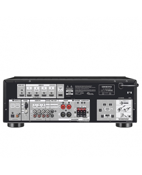Onkyo TX-SR3935.2Ch Atmos AV Receiver ( PL )