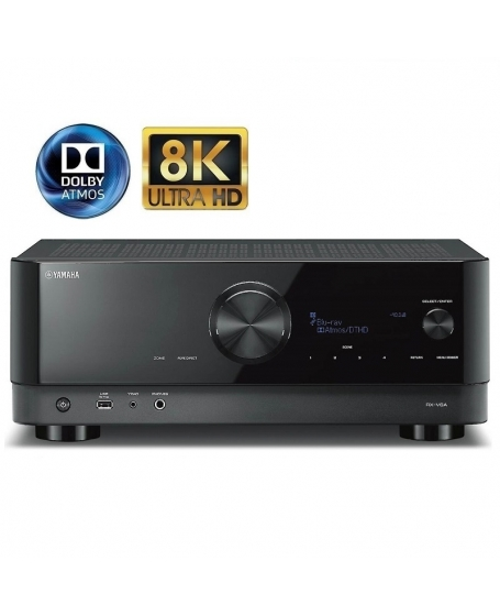 Yamaha RX-V6A 7.2Ch. 8K Atmos Network AV Receiver