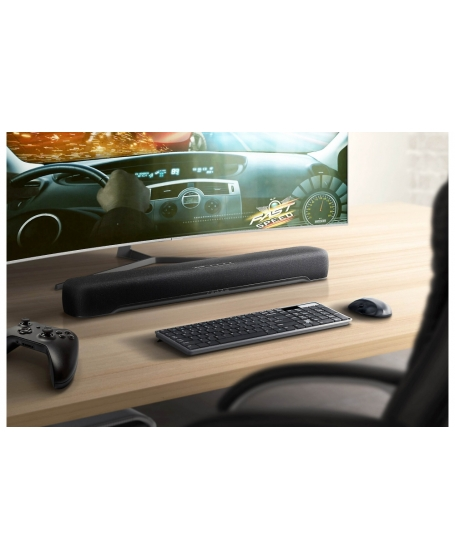 Yamaha SR-C20A Powered Sound Bar With Built In Subwoofer