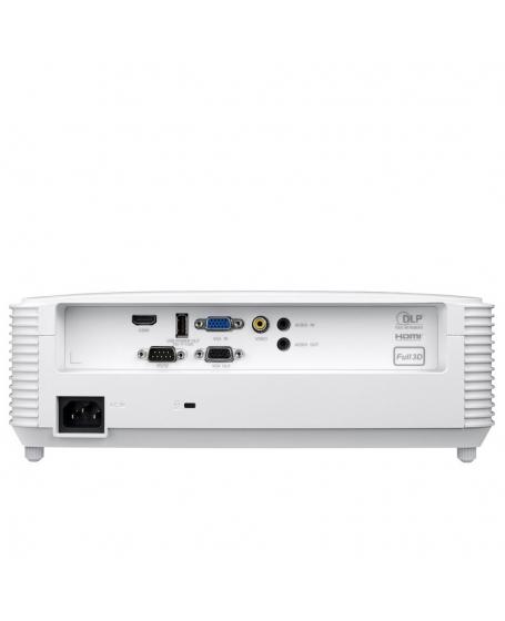 Optoma W335 WXGA DLP Projector
