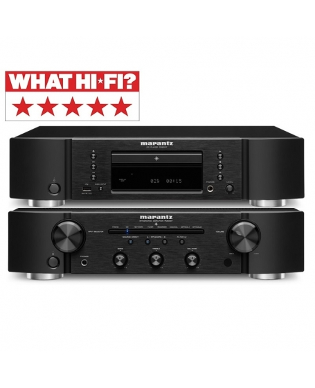 Marantz CD6007 CD Player & PM6007 Integrated Amplifier
