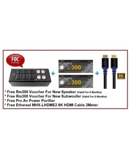 Yamaha RX-V4A 5.2Ch.8K Network AV Receiver