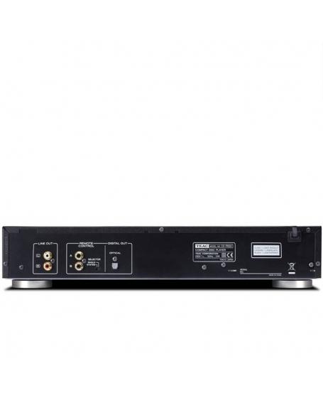 TEAC CD-P650B CD Player With USB