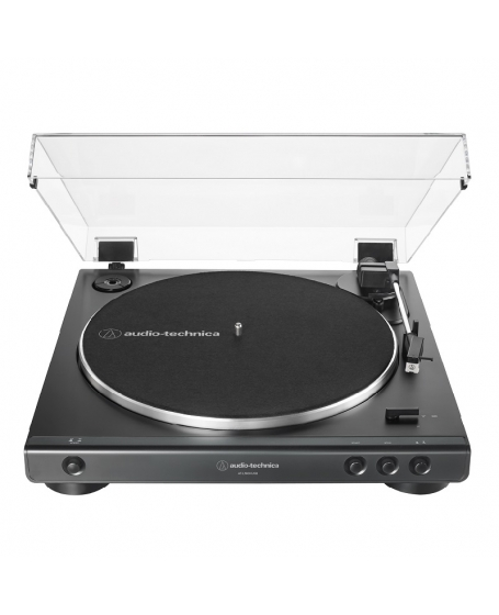 Audio-Technica AT-LP60XUSB Fully Automatic Belt-Drive Stereo Turntable