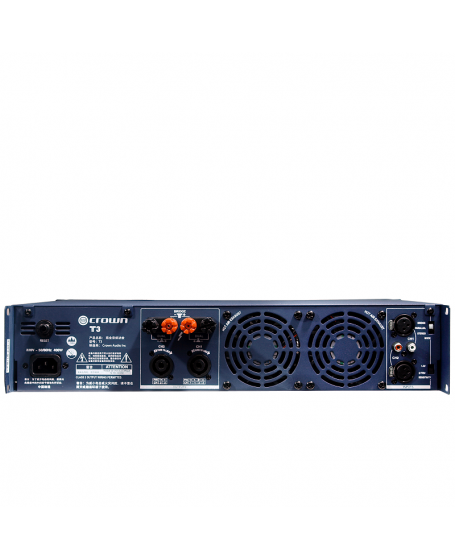 Crown T3 Power Amplifier