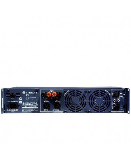 Crown T5 Power Amplifier