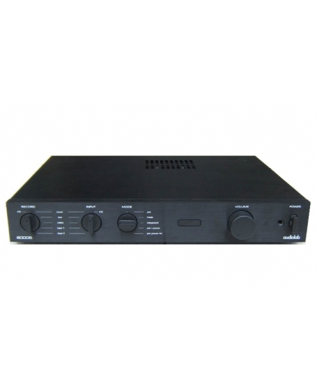 ( Z )Audiolab 8000S Integrated Amplifier Made In England ( PL ) Sold 16/1/2021