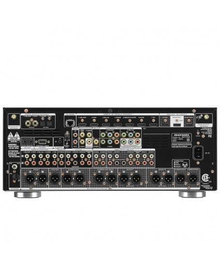 Marantz AV7704 11.2Ch Atmos Network AV Pre-Amp ( DU )