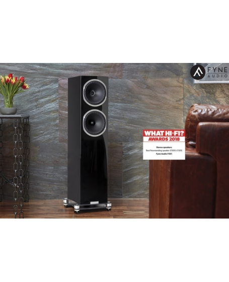 Fyne Audio F501 Floorstanding Speaker (DU)