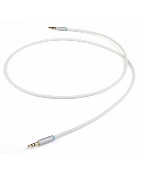 Chord C-Jack 3.5mm to 3.5mm Interconnect Cable 1 Meter