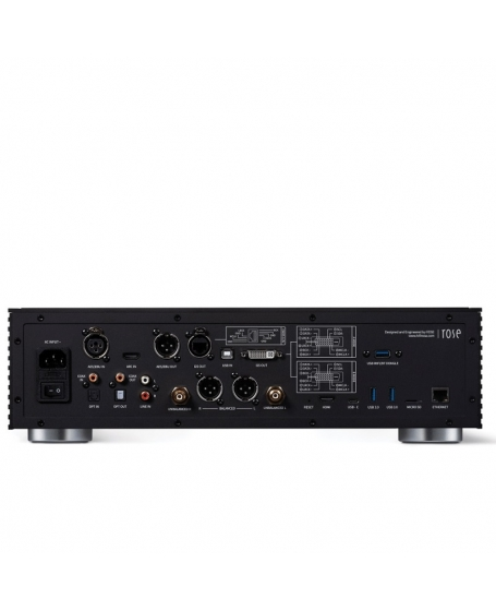Hifi ROSE RS150 High Performance Network Streamer Made In Korea