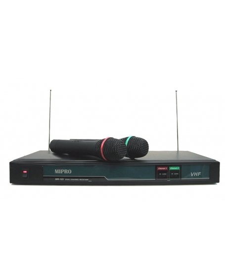 Mipro MR-123 Dual Wireless Microphone