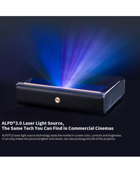Wemax A300 9000 ANSI Lumens 4K Laser Short Throw Projector