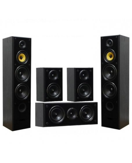 Taga Harmony TAV-606 V.3 5.0 Speaker Package