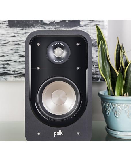 Polk Audio Signature S20 Bookshelf Speakers  ( Opened Box New )