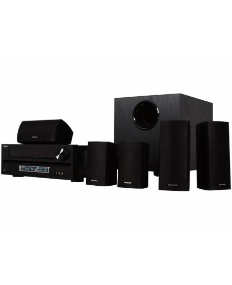 Onkyo HT-S3400 5.1Ch Satellite Speaker Package ( PL )