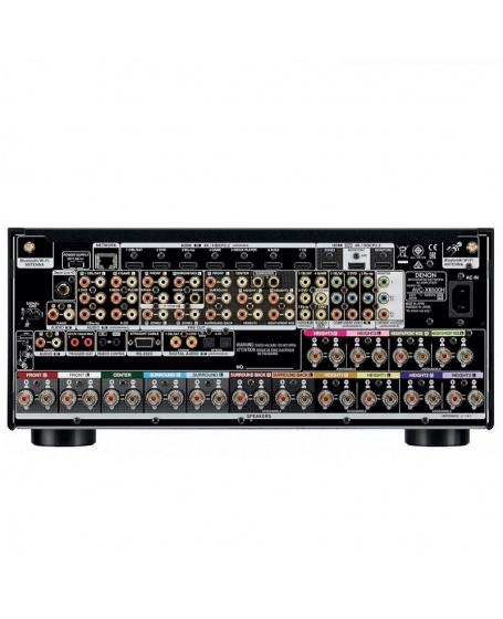 Denon AVC-X8500H 13.2 Channel AV Receiver Made In Japan ( PL )