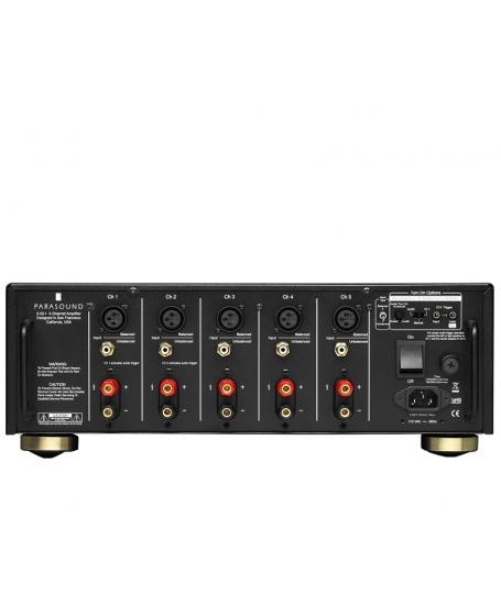 Parasound A52+ 5Ch Power Amplifier