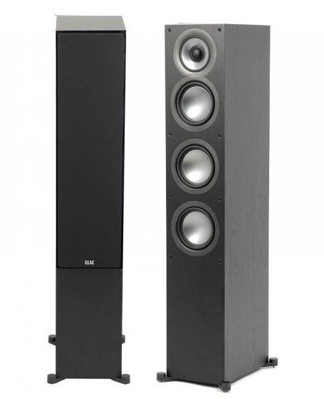 ELAC Uni-Fi 2.0 UF52 Floorstanding Speaker