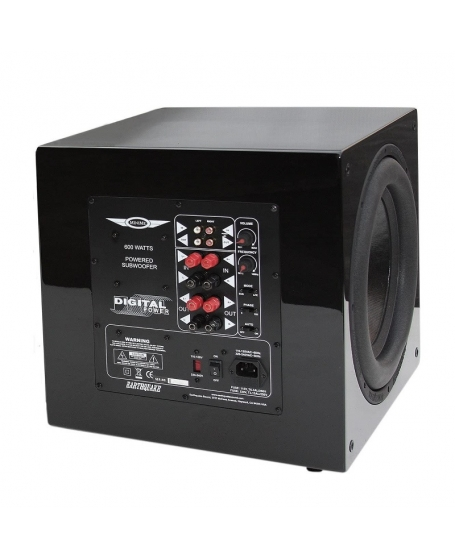 ( Z )Earthquake Sound MiniMe P12 12'' Powered Subwoofer ( PL ) Sold 8/3/21