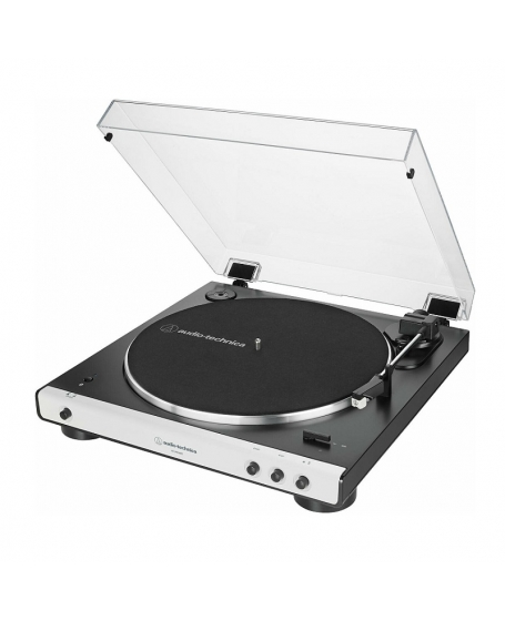 Audio-Technica AT-LP60XBT Fully Automatic Wireless Belt-Drive Turntable With Bluetooth