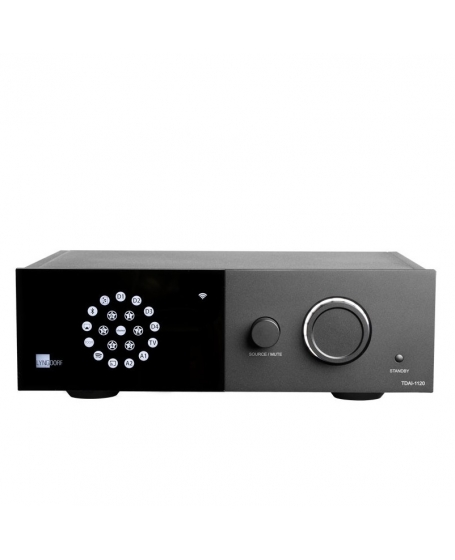 Lyngdorf TDAI-1120 Compact Streaming Integrated Amplifier Made In Denmark