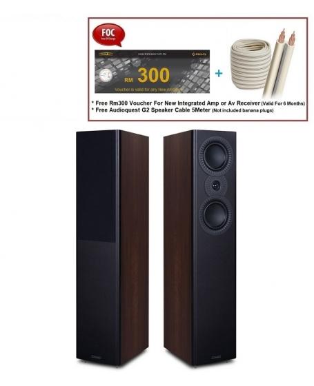 Mission LX-4 MKII Floorstanding Speaker