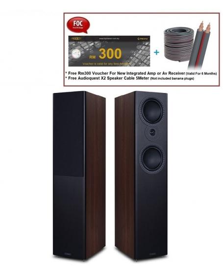Mission LX-5 MKII Floorstanding Speaker