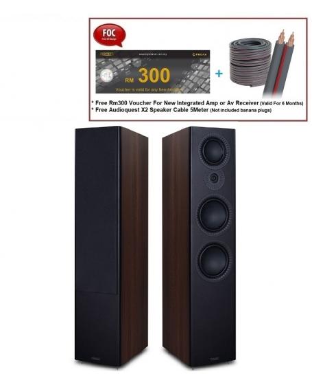 Mission LX-6 MKII Floorstanding Speaker