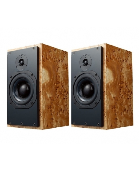 ATC SCM20SL Classic Bookshelf Speakers Made In England