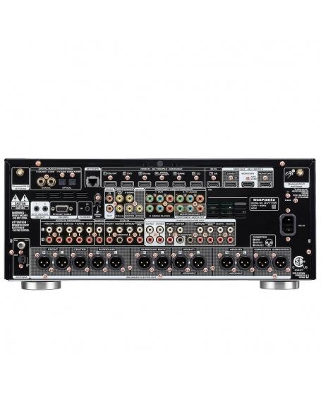 Marantz AV7706 11.2Ch 8K Ultra HD Atmos Network AV Preamplifier