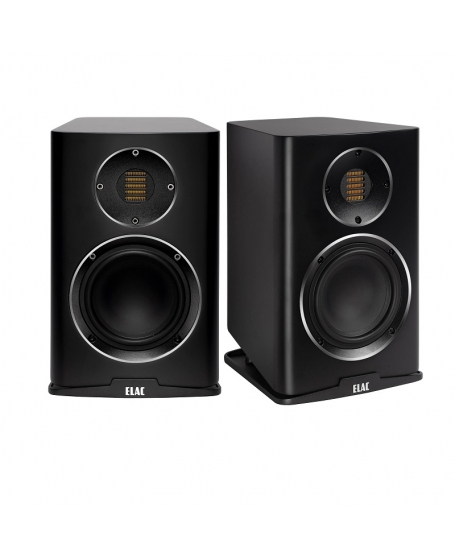 ELAC Carina BS243.4 Bookshelf Speakers