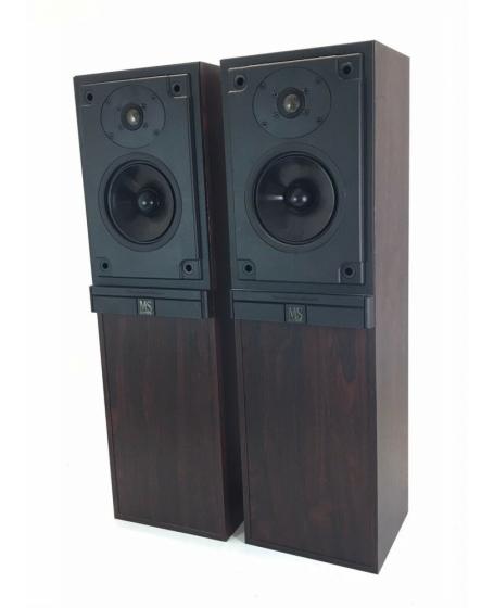 ( Z )Mordaunt Short MS25i Floorstanding Speaker Made In England ( PL ) Sold 23/1/2021