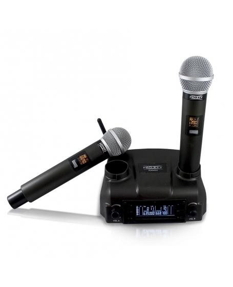 Pro Ktv RWM55 Rechargable Wireless Microphone