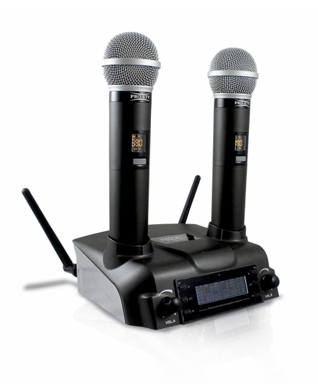 Pro Ktv RWM55 Rechargable Wireless Microphone